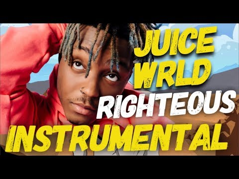 Juice WRLD - Righteous [Instrumental w Hook]