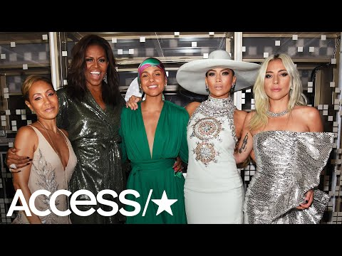 Michelle Obama Kicked Off The Grammys With A Surprise  Appearance & Everyone Lost It | Access Mp3