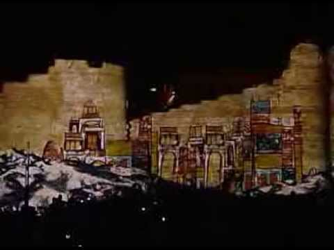 3D Mapping, Lights, Lasers and Fireworks Show at Nesebur (Official)