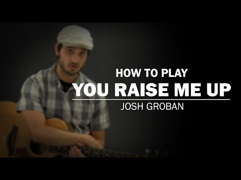 You Raise Me Up (Josh Groban) | How To Play | Beginner Guitar Lesson