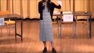 德蘭中學班辯決賽 2014