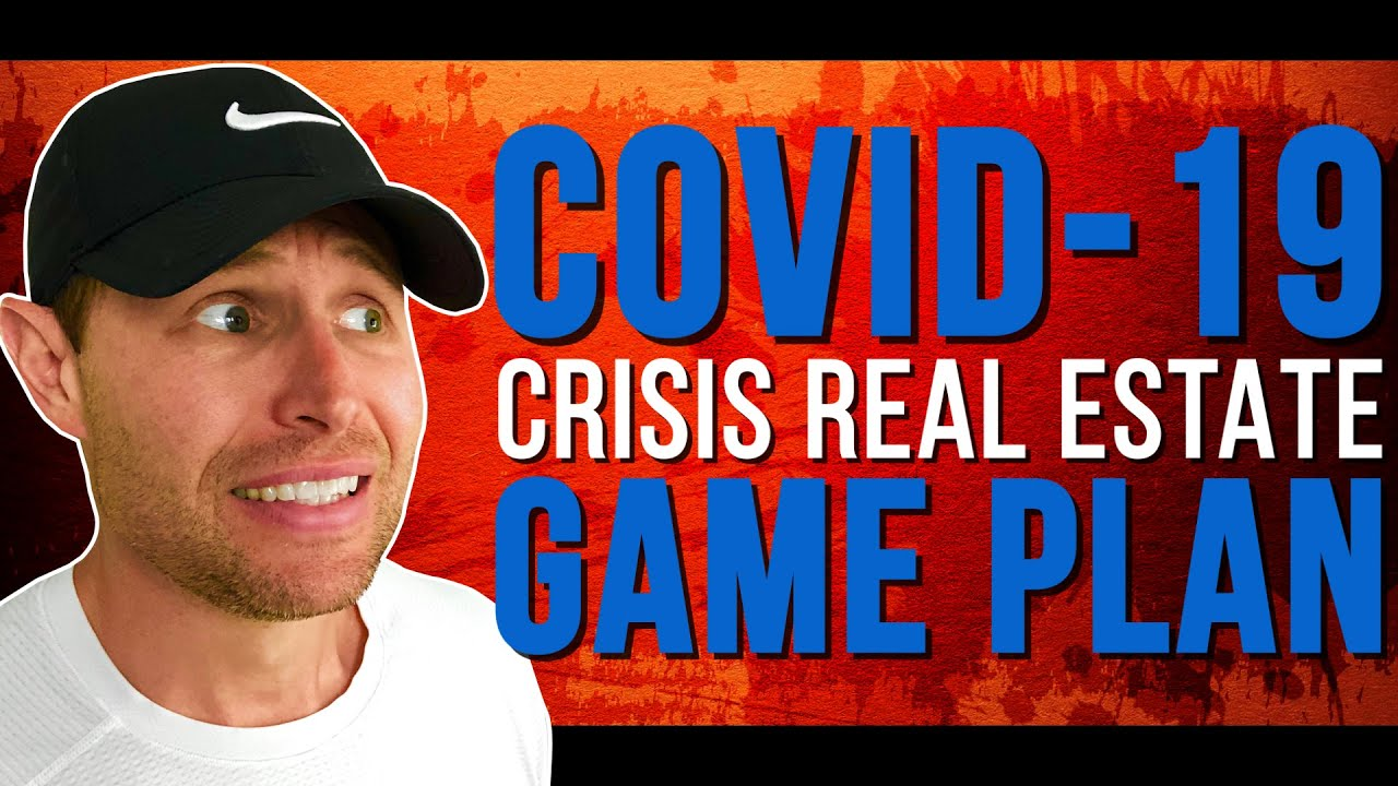 Cody Sperber's Real Estate Game Plan With The COVID-19 Crisis