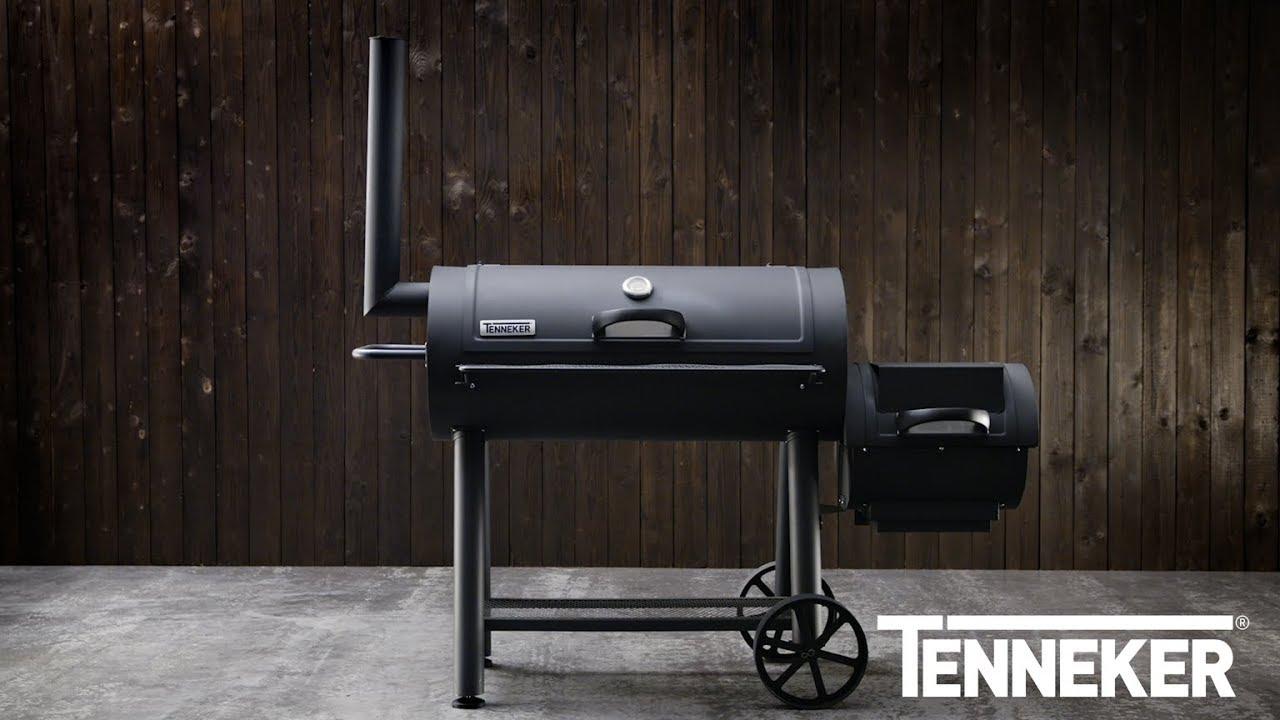 Tepro Grill Smoker Holzkohlegrill Milwaukee Test : Smoker tepro grill milwaukee bbq biloxi review ersatzteile