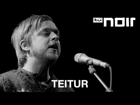 Teitur - The Singer (live bei TV Noir)