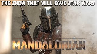 The Mandalorian Episode 1 review this is what Star Wars needs