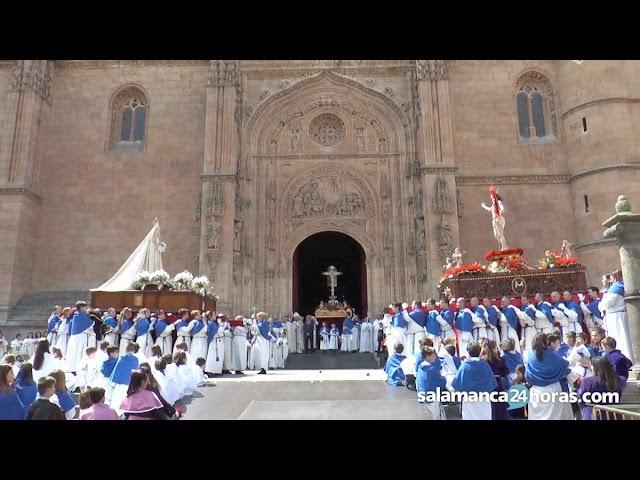 Semana Santa Salamanca 2017 | Procesión del Encuentro