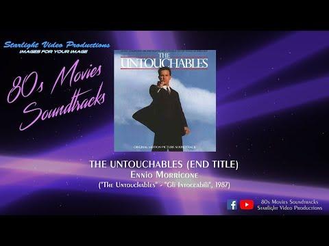 The Untouchables (End Title) - Ennio Morricone (