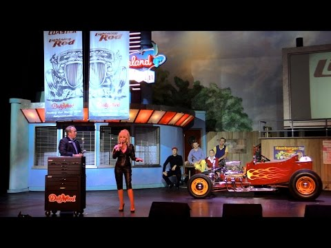 Lightning Rod announcement part1 HD Dollywood
