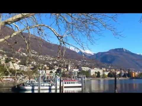 LOCARNO, Lago Maggiore - Switzerland