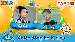 con da lon khon - tap 258  phat sot vi cach doi xu cua hai vo sinh 4 tuoi voi chu cho  09072016