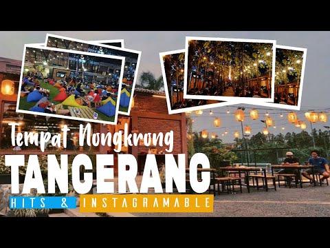 7 Tempat Nongkrong Kekinian Dan Instagramable Di Tangerang