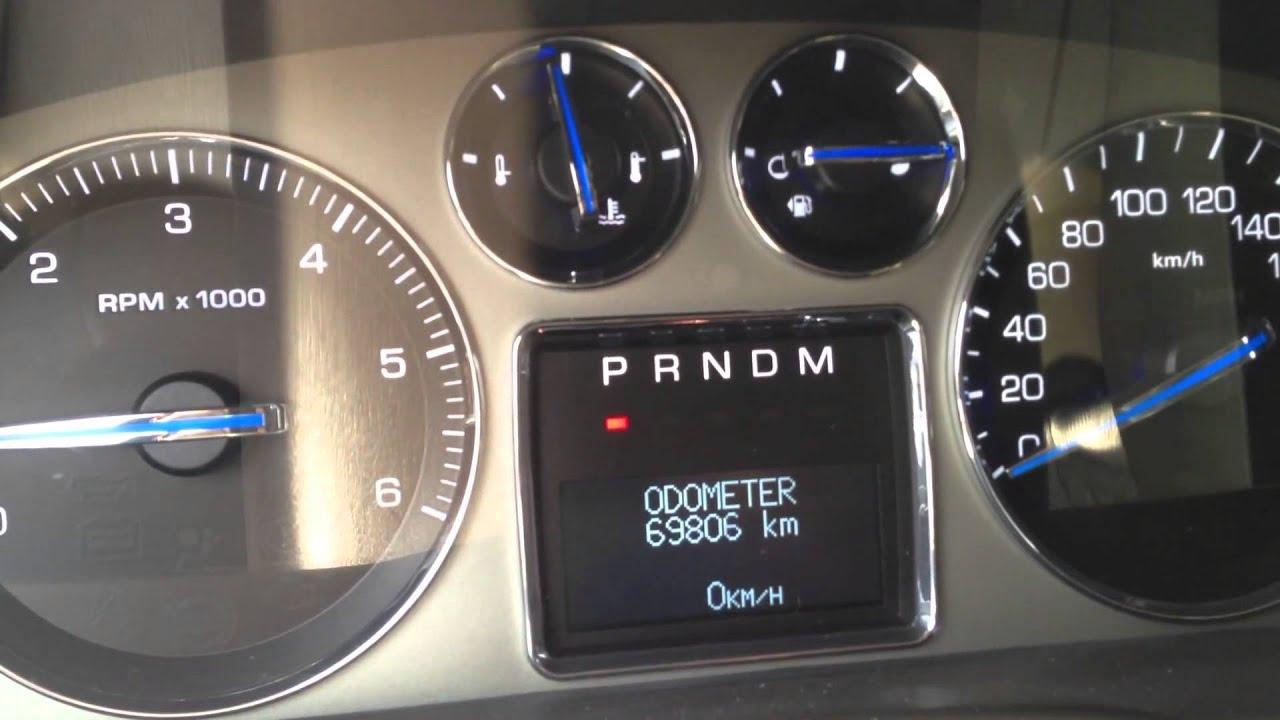 Моталка пробега для Cadillac Escalade 2012