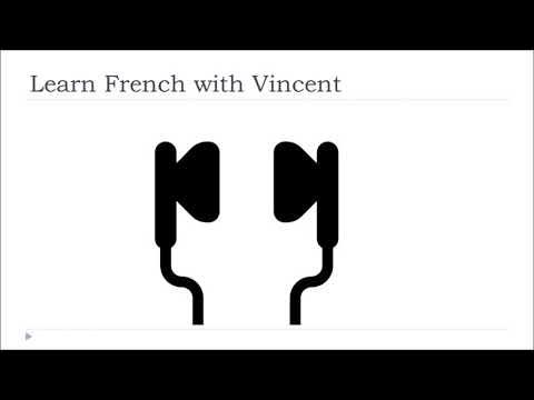 Audio French Vocabulary # Politics # Department