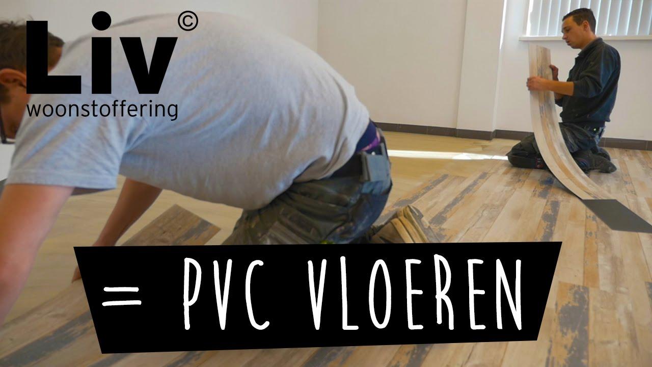 Test Pvc Vloeren : Pvc vloeren uden tel  liv woonstoffering youtube