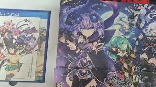 Neptunia X Senran Kagura Ninja Wars -  Shinobi Moe Box | Collector's Edition Unboxing (4K Quality)