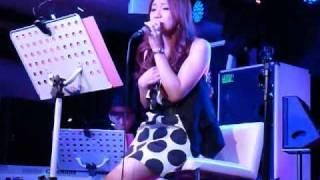 白石ゆみな 2010.6.17 Live Bar DⅢ「浪速の歌姫しっとりと唄いまSHOW 」...