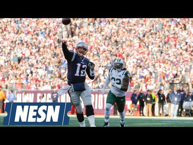 Ted Johnson puts Tom Brady on blast