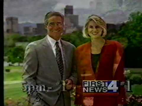 """KCNC Denver News """"This is Who We Are"""" Promo (September 1995)"""