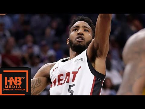 Miami Heat vs Charlotte Hornets Full Game Highlights / July 8 / 2018 NBA Summer League