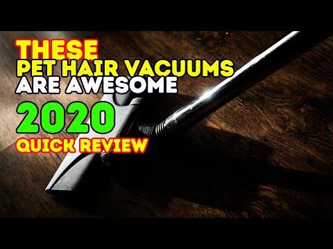 10 Best Pet Hair Vacuums 2017