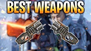Apex Legends Season 3 Weapon Tier List