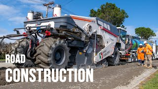 World Amazing Road Construction Machines