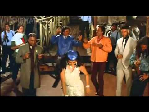YouTube - Raat Bhar Jaam Se_ Sangeeta [Alisha] - Tridev HQ.flv