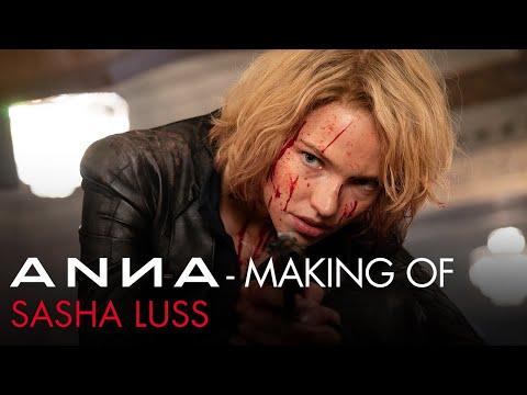 ANNA – Making-of : Sasha Luss