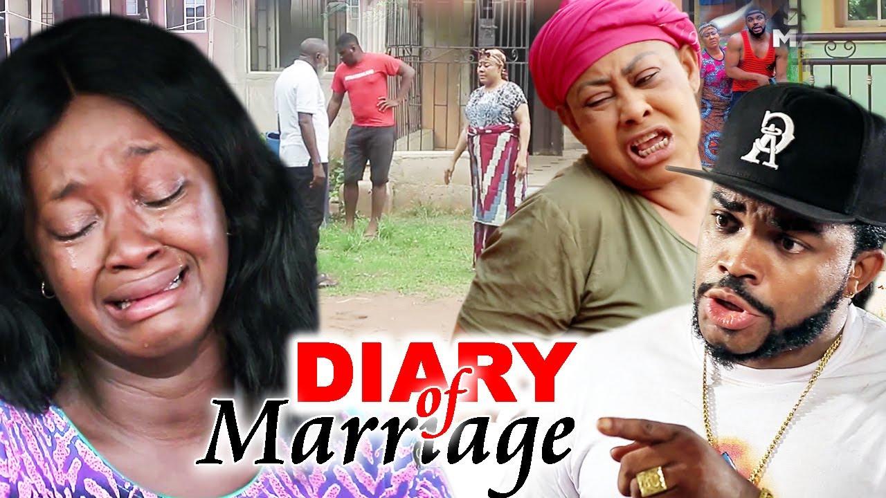 "Download Diary Of Marriage ""New Movie""  Season 5&6-Luchy Donalds/Maleek Milton 2021 Movie"
