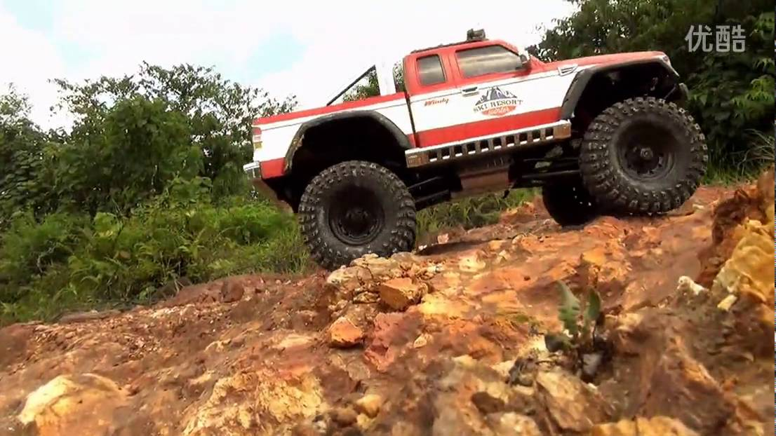 Cross Country 4x4 >> Part 1 Cross Rc Pg4s Pg4rs 1 10 2 Speed 4x4 R C Cross Country Pickup Review