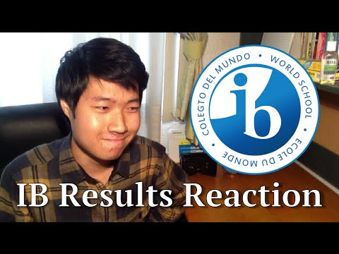 Life Of An IB Student [IB Results Reaction]