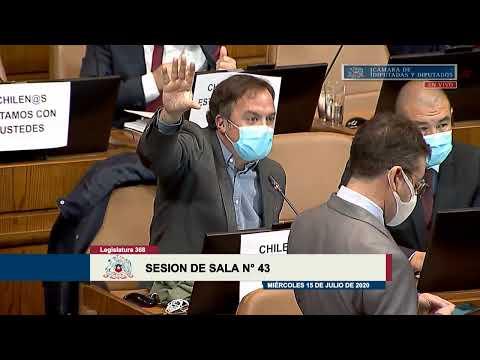 En directo Cámara de Diputados Televisión Chile