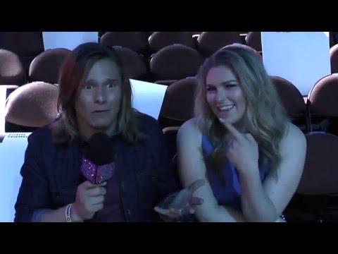 Exclusive Kids Choice Awards Celebrity Seating Chart Tour w Tony Cavalero