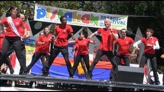 Baixar Cheryl Burke Dance Studio at Pistahan Parade and Festival, August 10, 2013