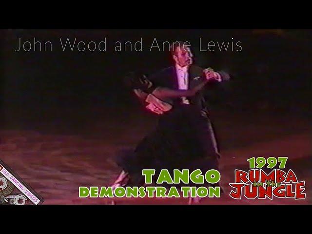 International Ballroom Part  3 The Tango