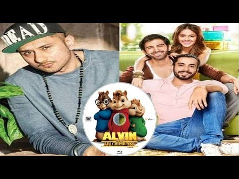 Yo Yo Honey Singh Chipmunks VersionDIL CHORI Video Simar Kaur, Ishers | Sonu Ke Titu Ki Sweety