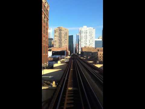 Clark to Ashland, Green Line