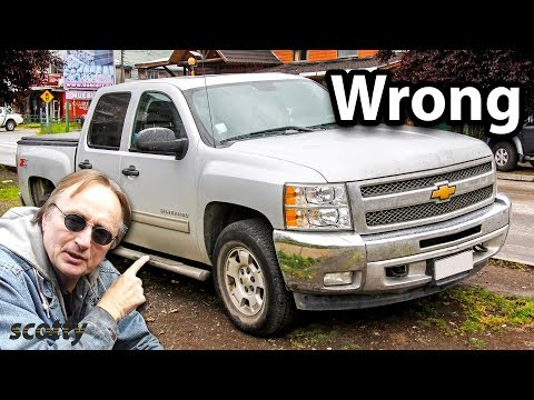 I Was Wrong About Chevy