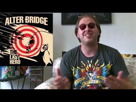 Alter Bridge - THE LAST HERO Album Review
