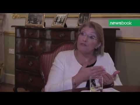 Intervista ma' l-Eċċellenza Tagħha Marie-Louise Coleiro Preca intervistata fuq newsbook.com.mt