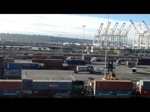 Port of Seattle and the Container Yard