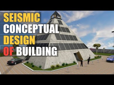 Seismic Conceptual Design of Building - Principles - Earthquake Resistant Design