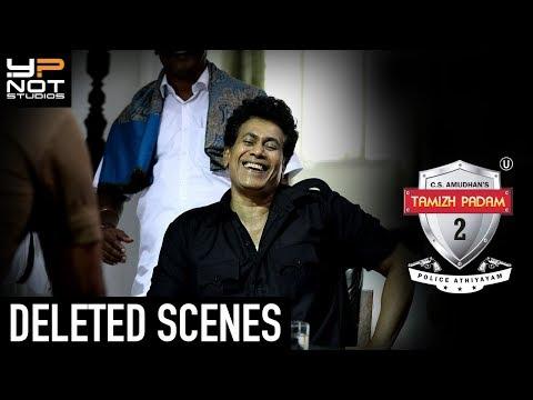 Tamizh Padam 2 Deleted Scene - Wasim Khan   Shiva   Iswarya Menon   CS Amudhan   Y NOT Studios