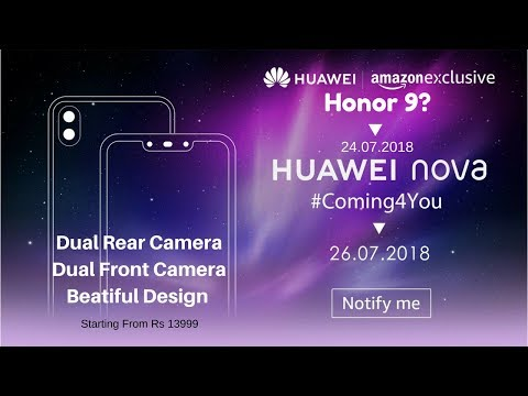 Huawei & Honor 3 Upcoming  Phones in India 24th & 26th July