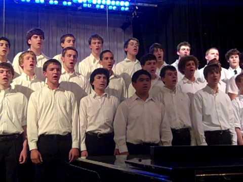 Tollite Hostias,    Camile St. Saens     Penn Charter Singers