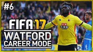 WATFORD CAREER MODE - EPISODE #6 (FIFA 17)