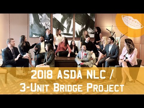 Dental School Thanksgiving Break: 2018 ASDA Conference / Redoing Projects || FutureDDS