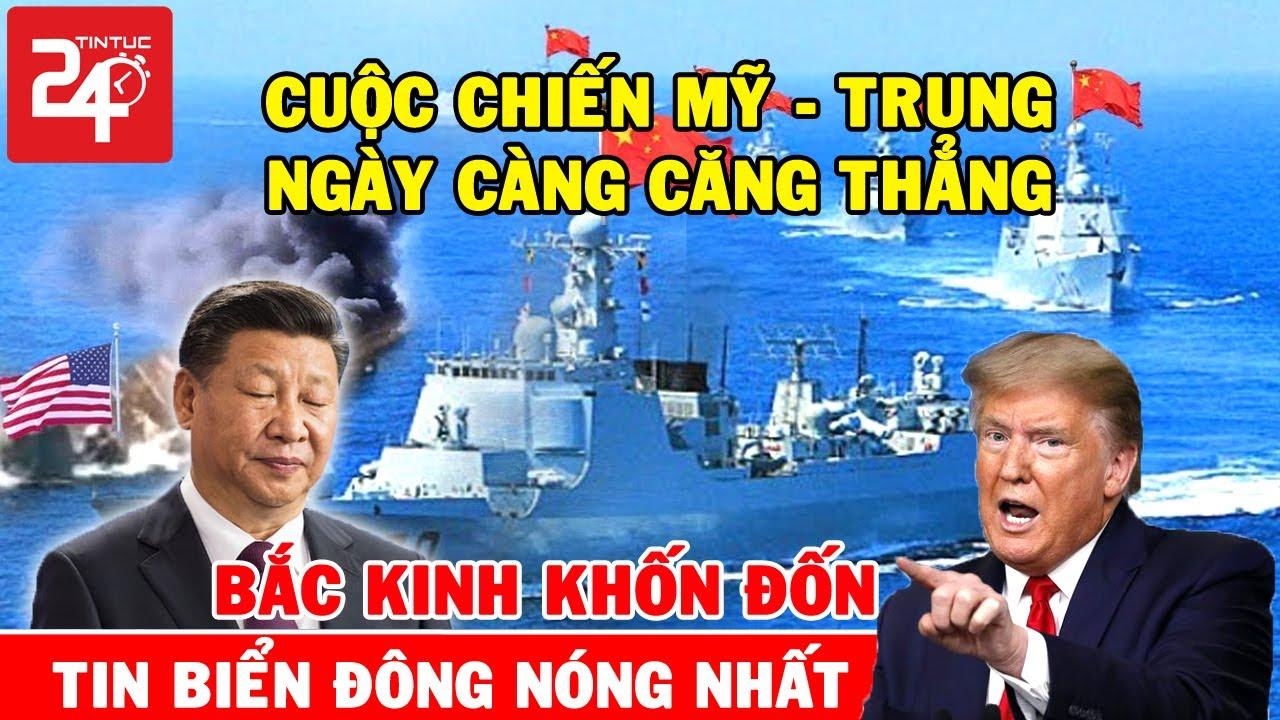 🔥Tin Biển Đông Nóng Nhất Ngày 26/9/2020 – Bản Tin An Ninh Chính Trị Quốc Tế Hôm Nay