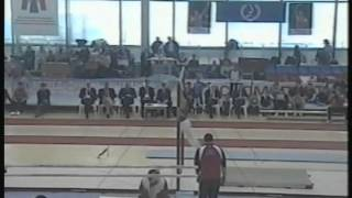 Horizontal bars - Gymnast 1 (Voronin Cup 2012)