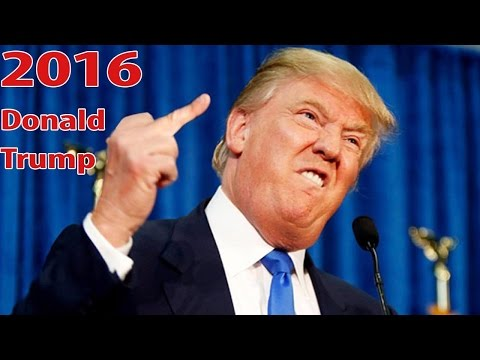 USA 2016,IL PRIMO DISCORSO PRESIDENZIALE DI DONALD TRUMP: VIDEO